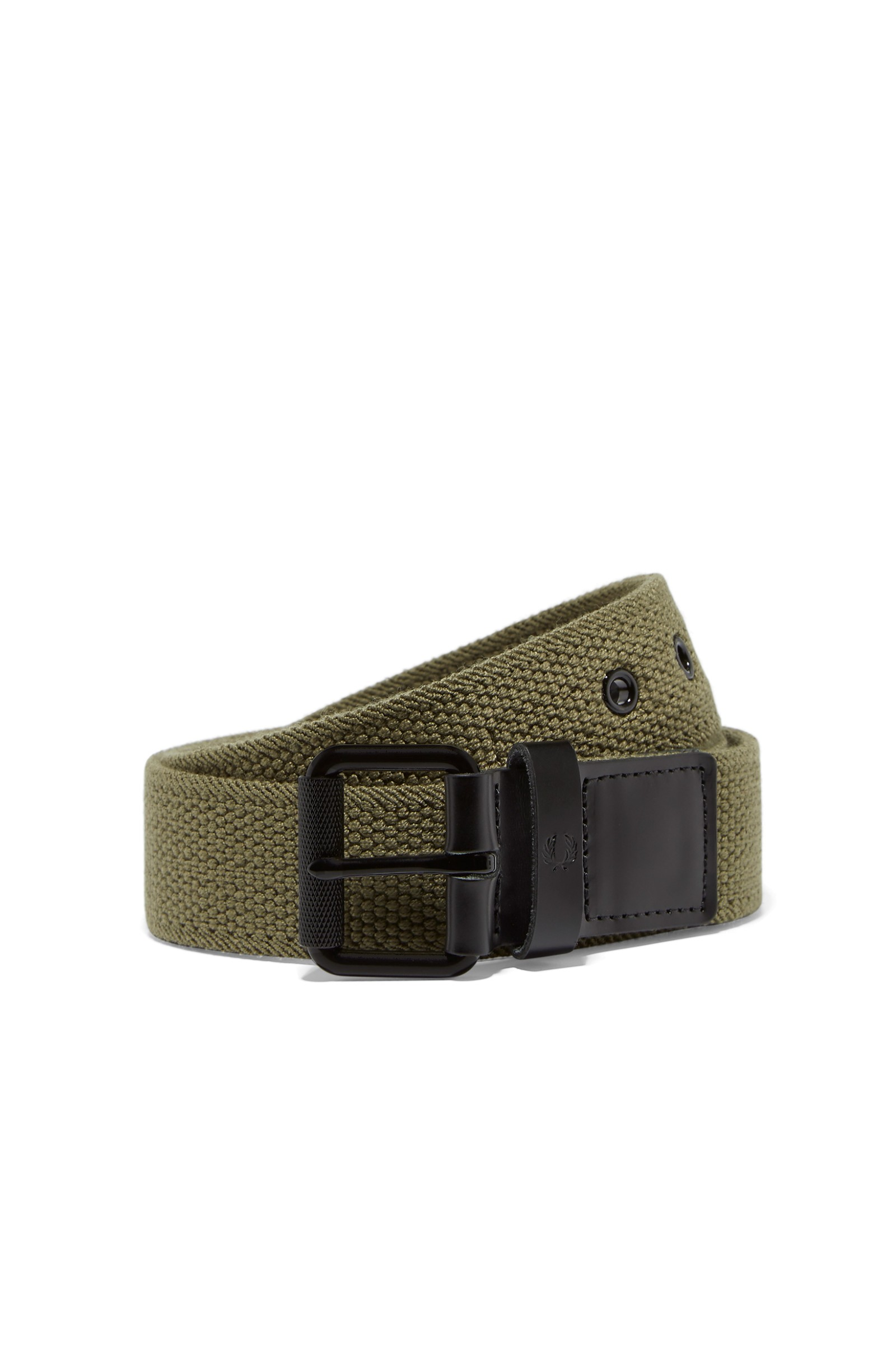 Fred Perry Textured Weave Belt
