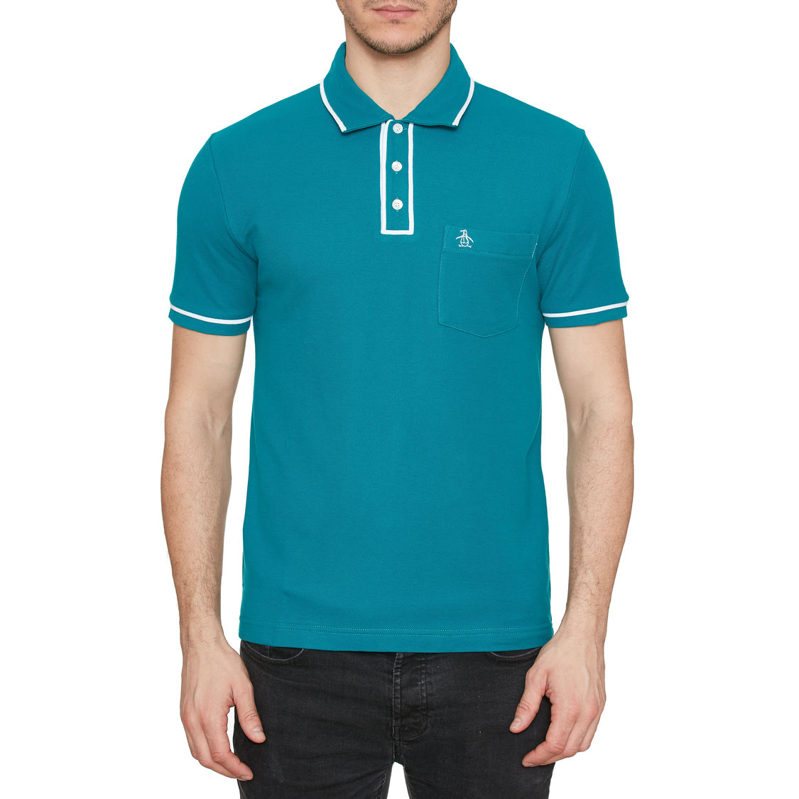 Original Penguin Deep Lake The earl™ polo shirt