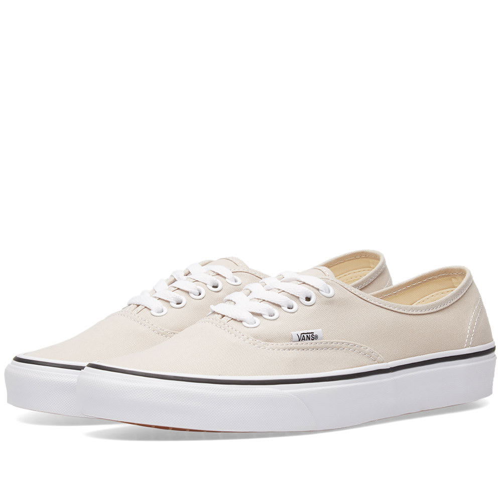 Vans Silver Lining & True White Authentic