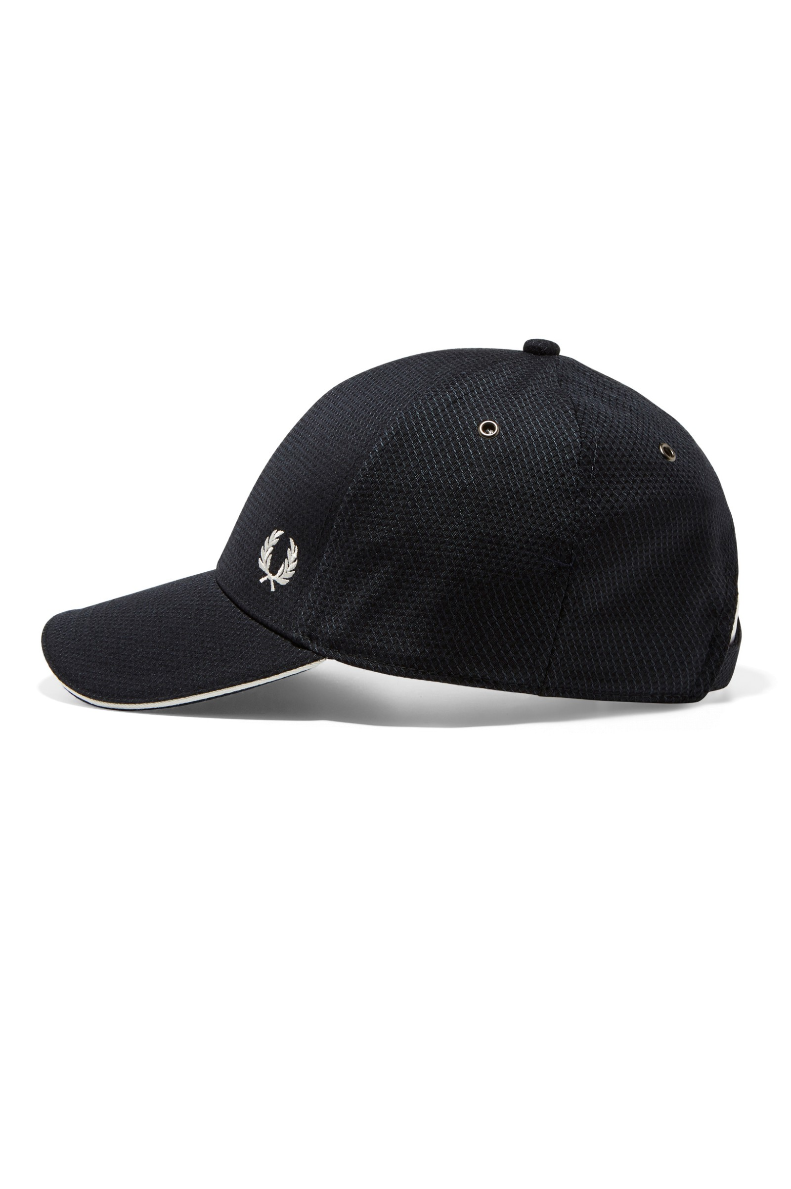 Fred Perry Textured Baseball Cap