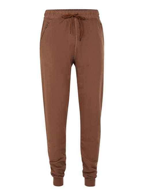 Criminal Damage Brown Criminal damage brown slim joggers