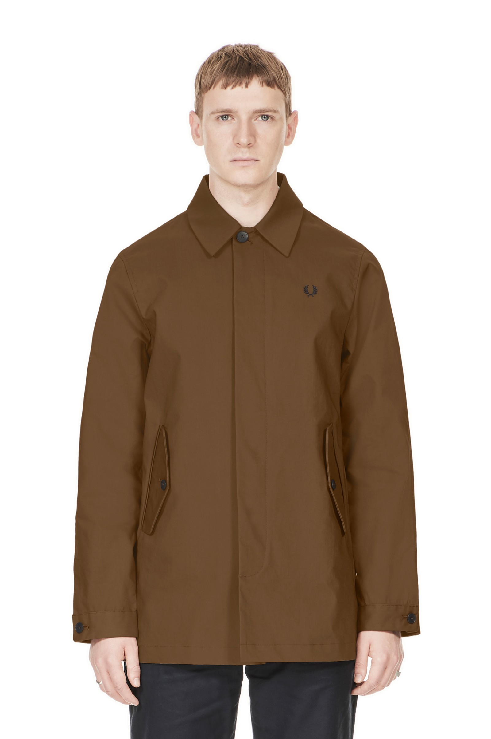 Fred Perry Caban Mac