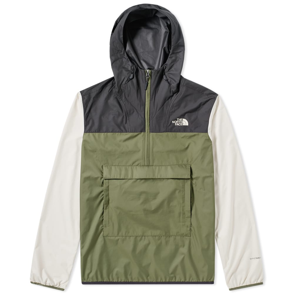 The North Face Four Leaf Clover Multi Packable Anorak