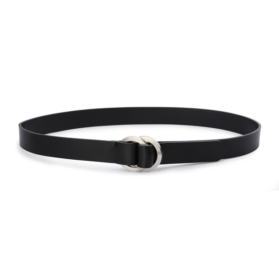Alice Made This Morris black and steel belt