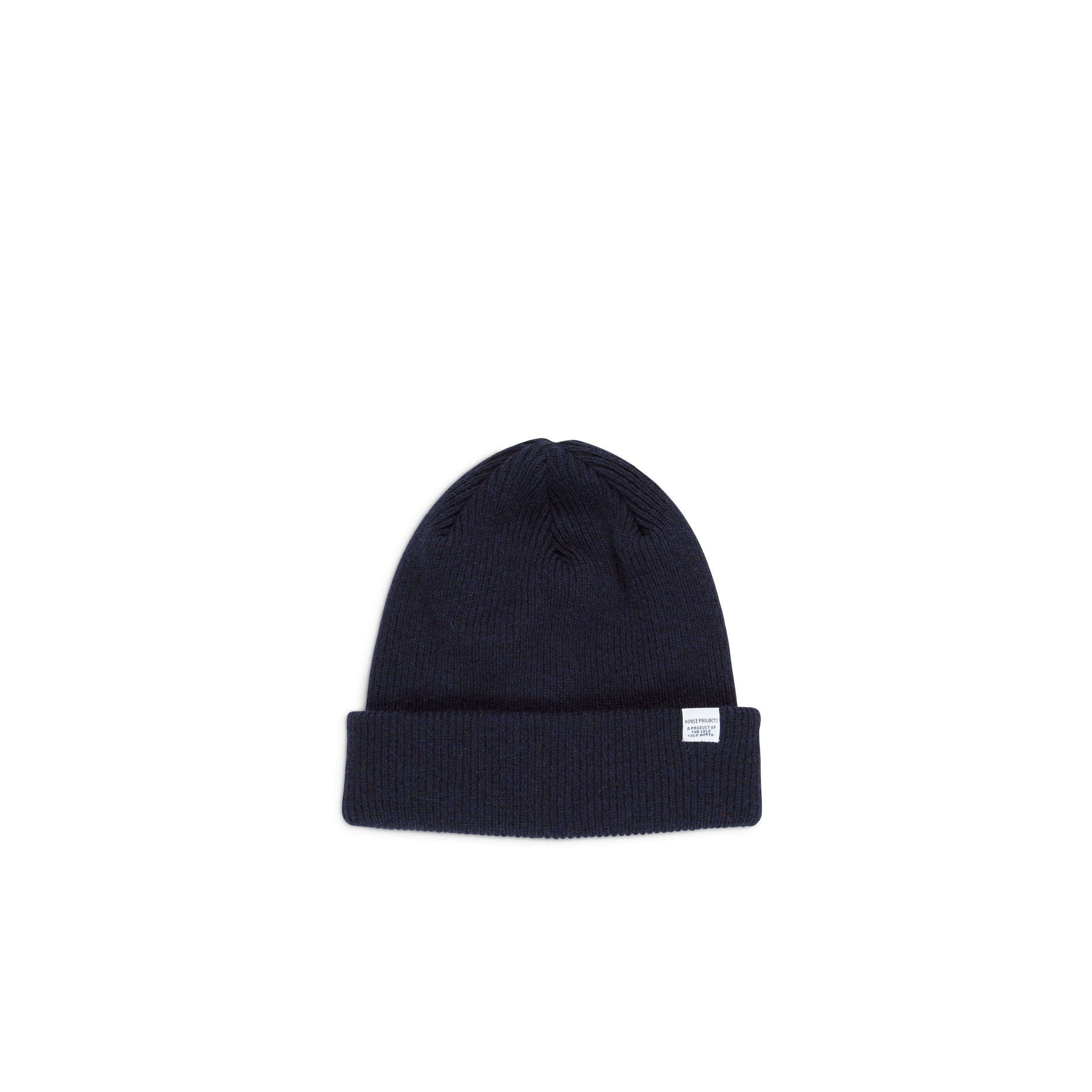 Norse Projects Norse Beanie - Navy