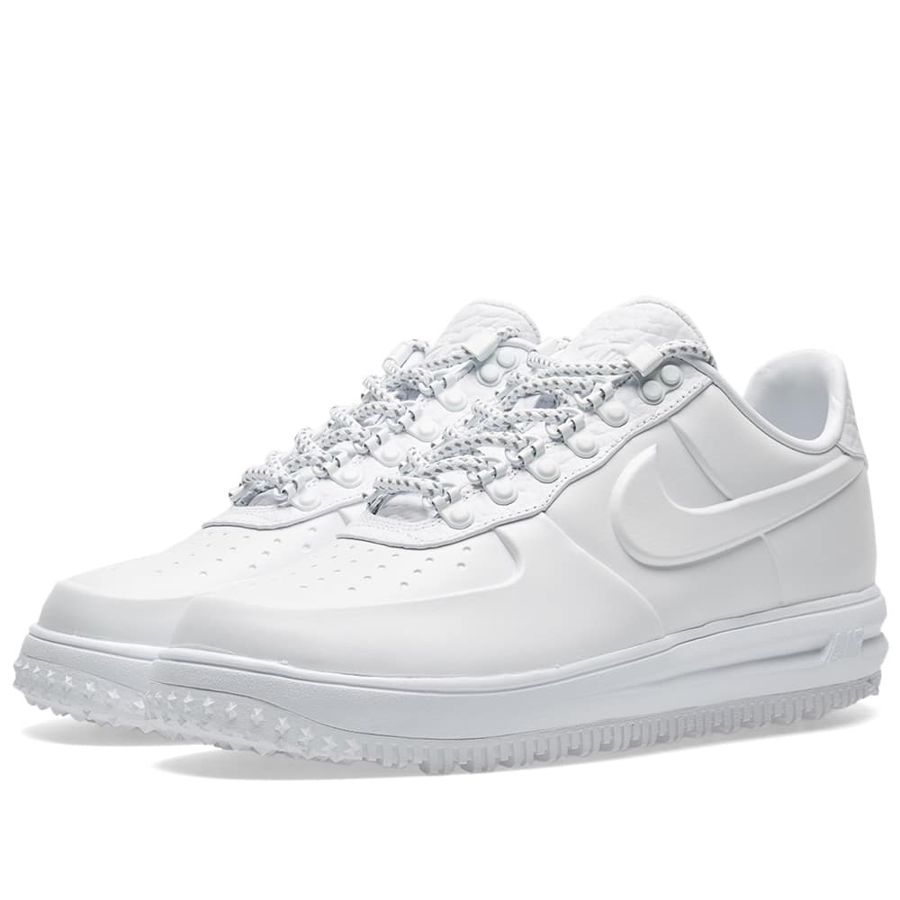 Lunar Force 1 Duckboot Low Ibex by Nike