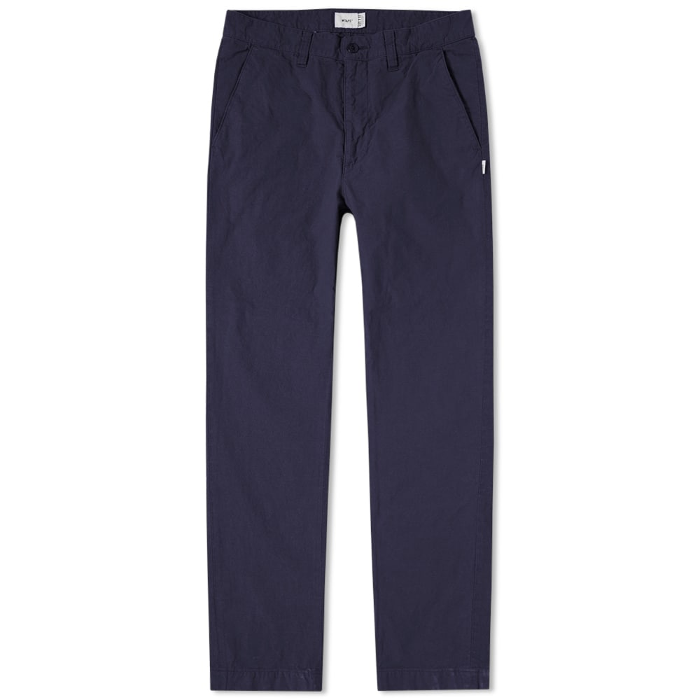 WTAPS Navy Khaki Tight Trouser