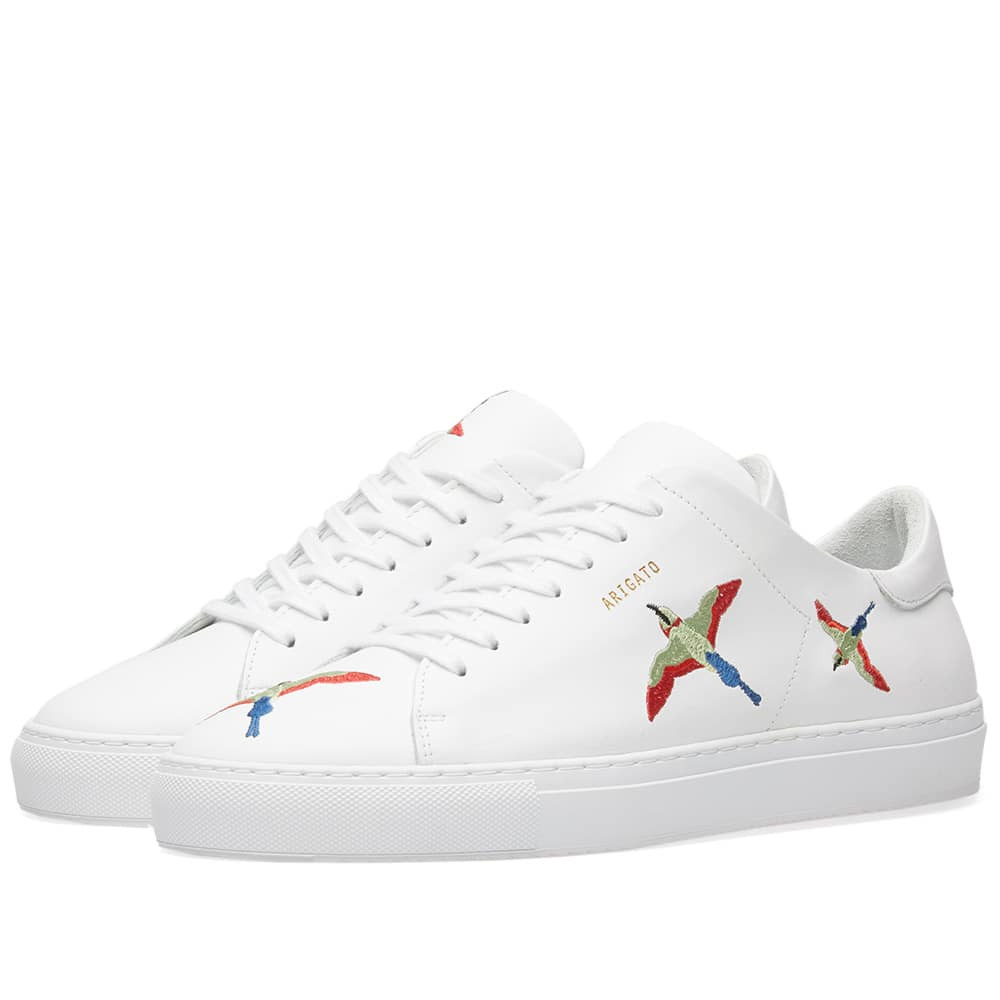 98ded771d5a Axel Arigato Clean 90 Embroidered Bird Sneaker by Axel Arigato