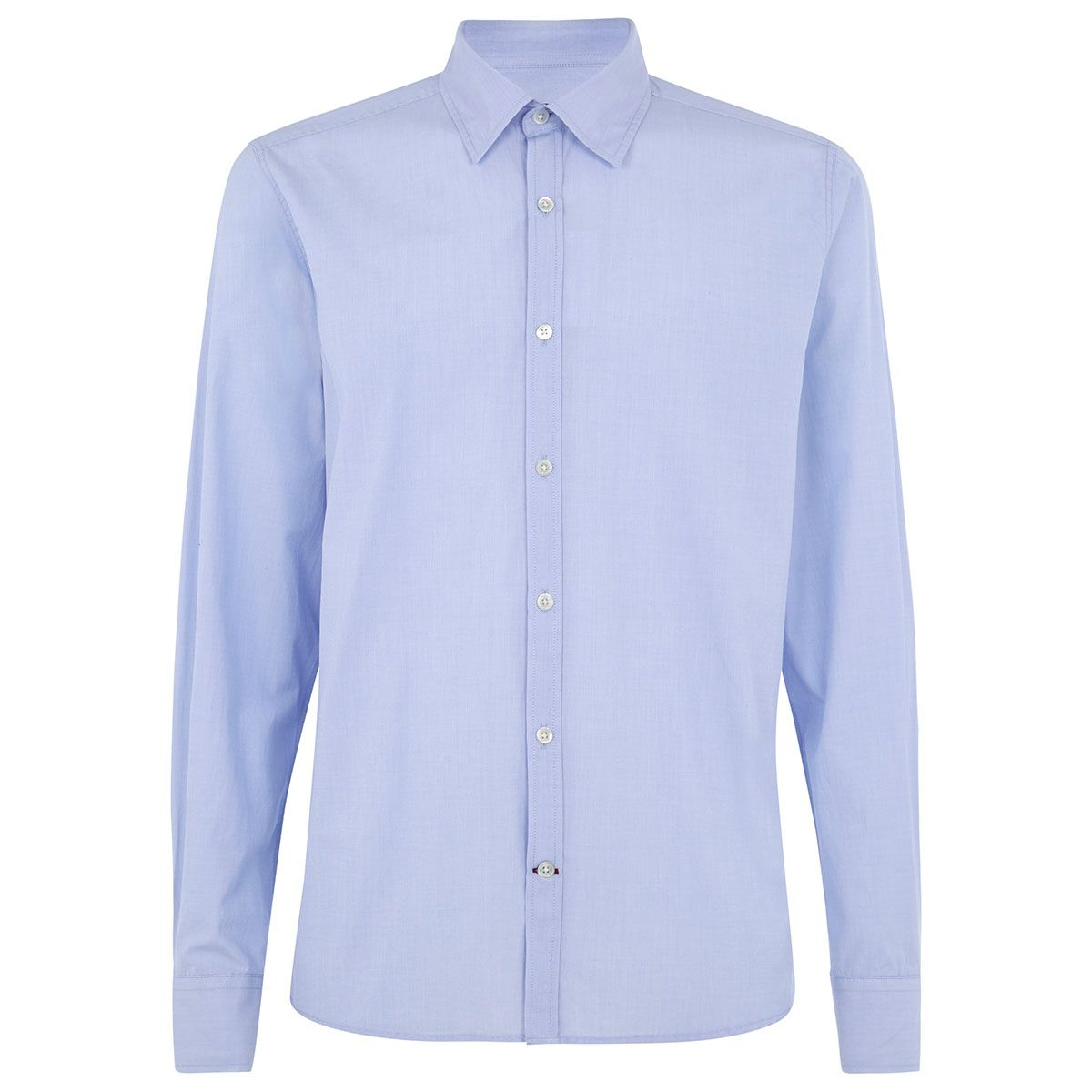 Oliver Sweeney Estoi Pale Blue - Pointed Collar Shirt