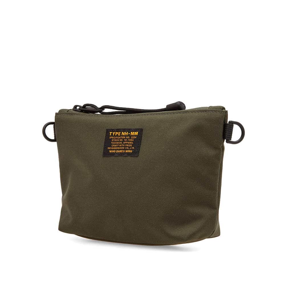 Neighborhood x Porter Olive Drab Pouch