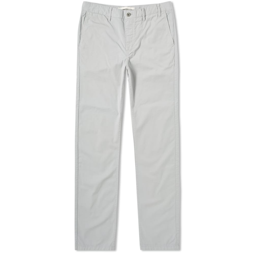 Norse Projects Galvanised Iron Aros Light Twill Chino