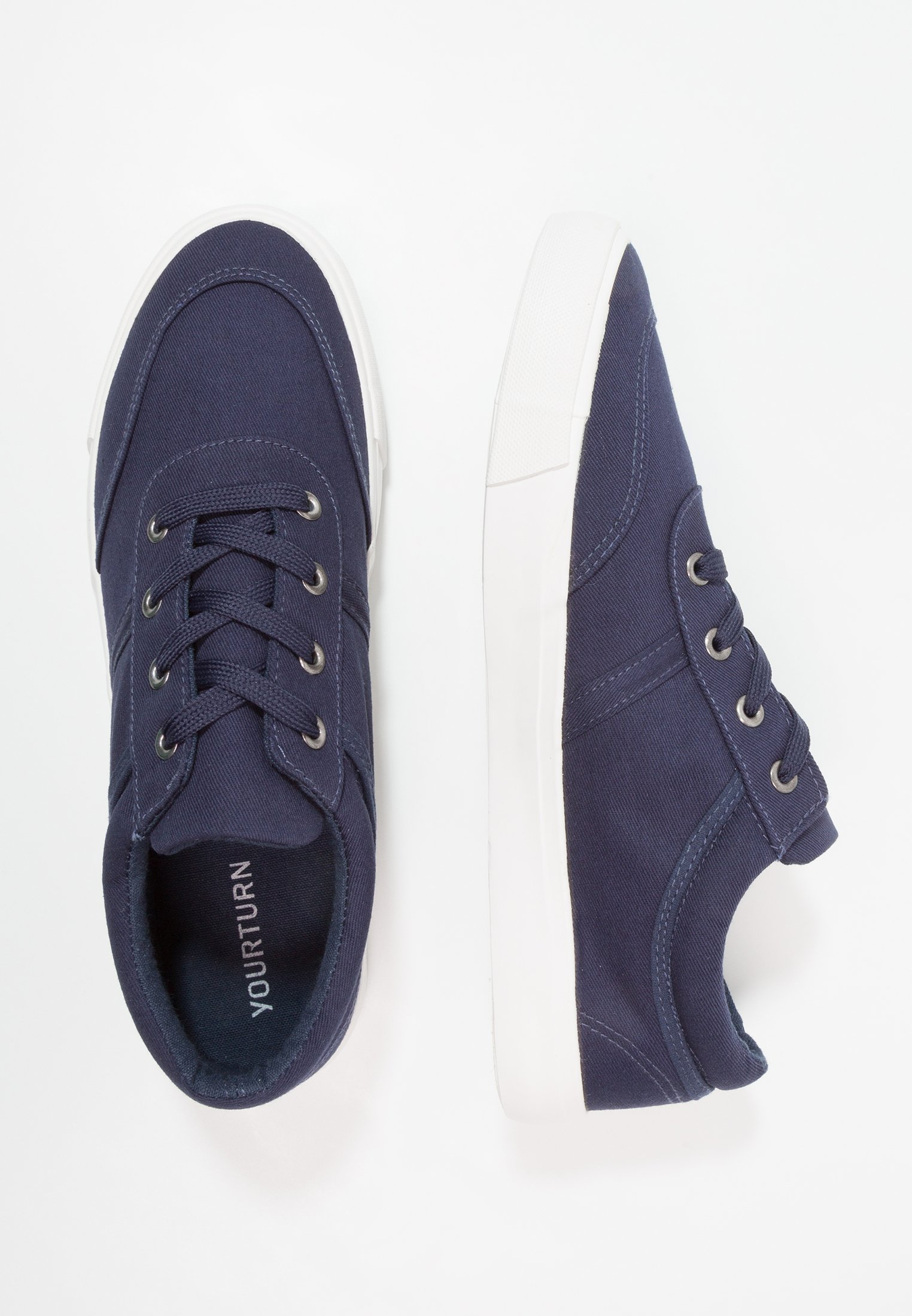 YOUR TURN dark blue Trainers