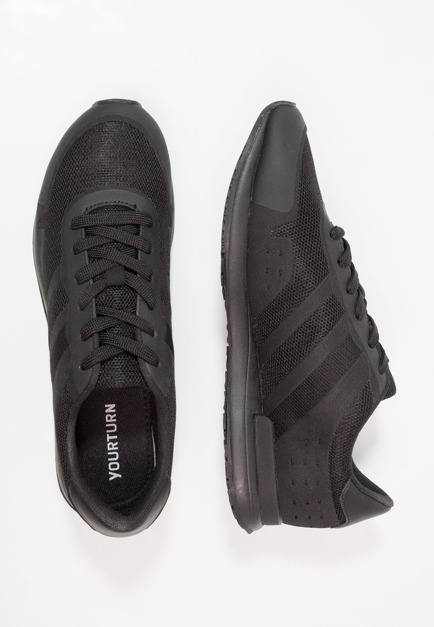 YOUR TURN black Trainers
