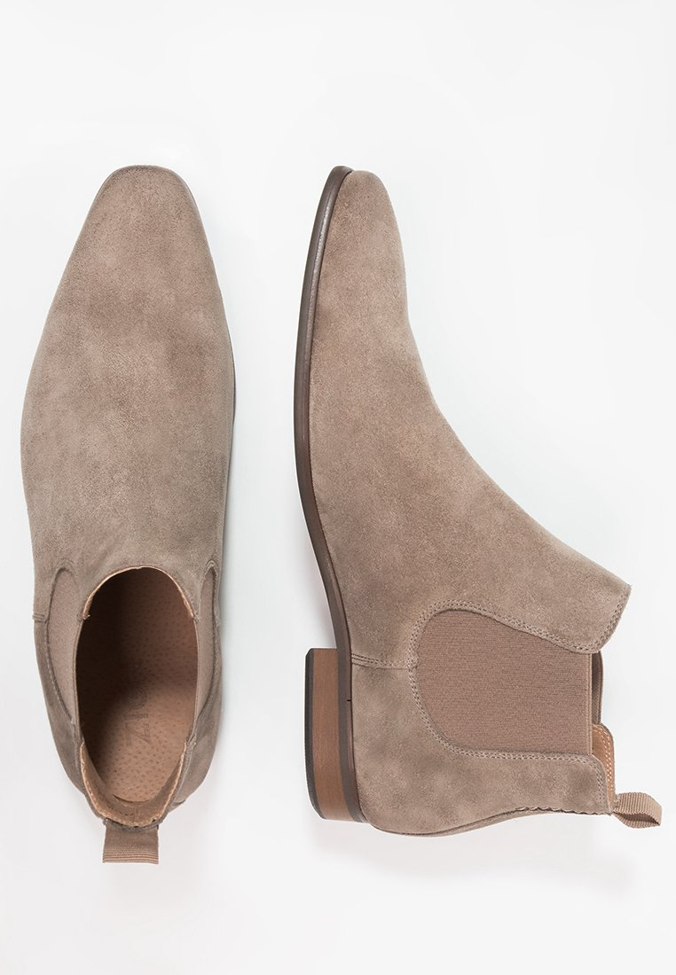 Zign taupe Classic ankle boots