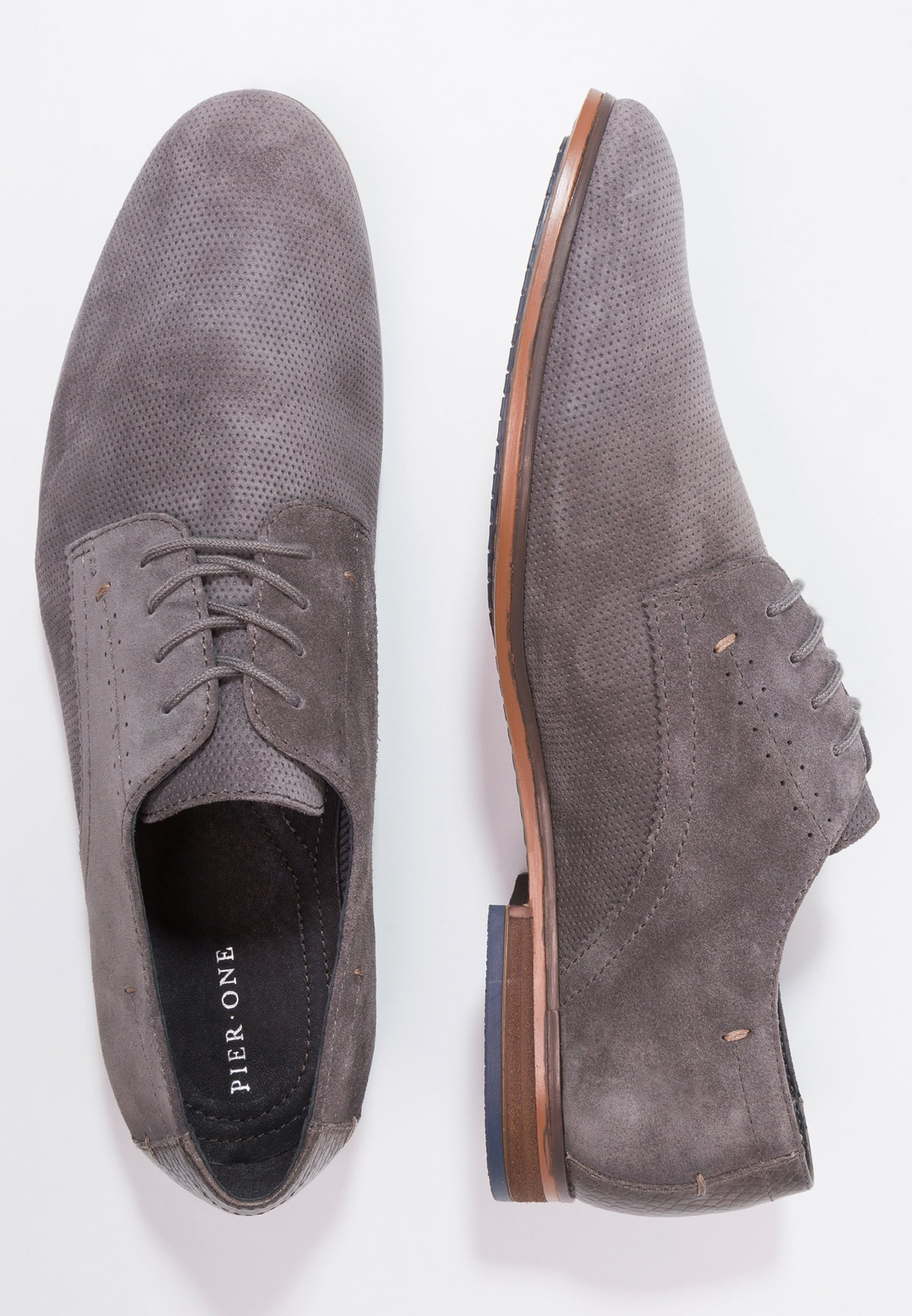 Pier One grey Lace-ups