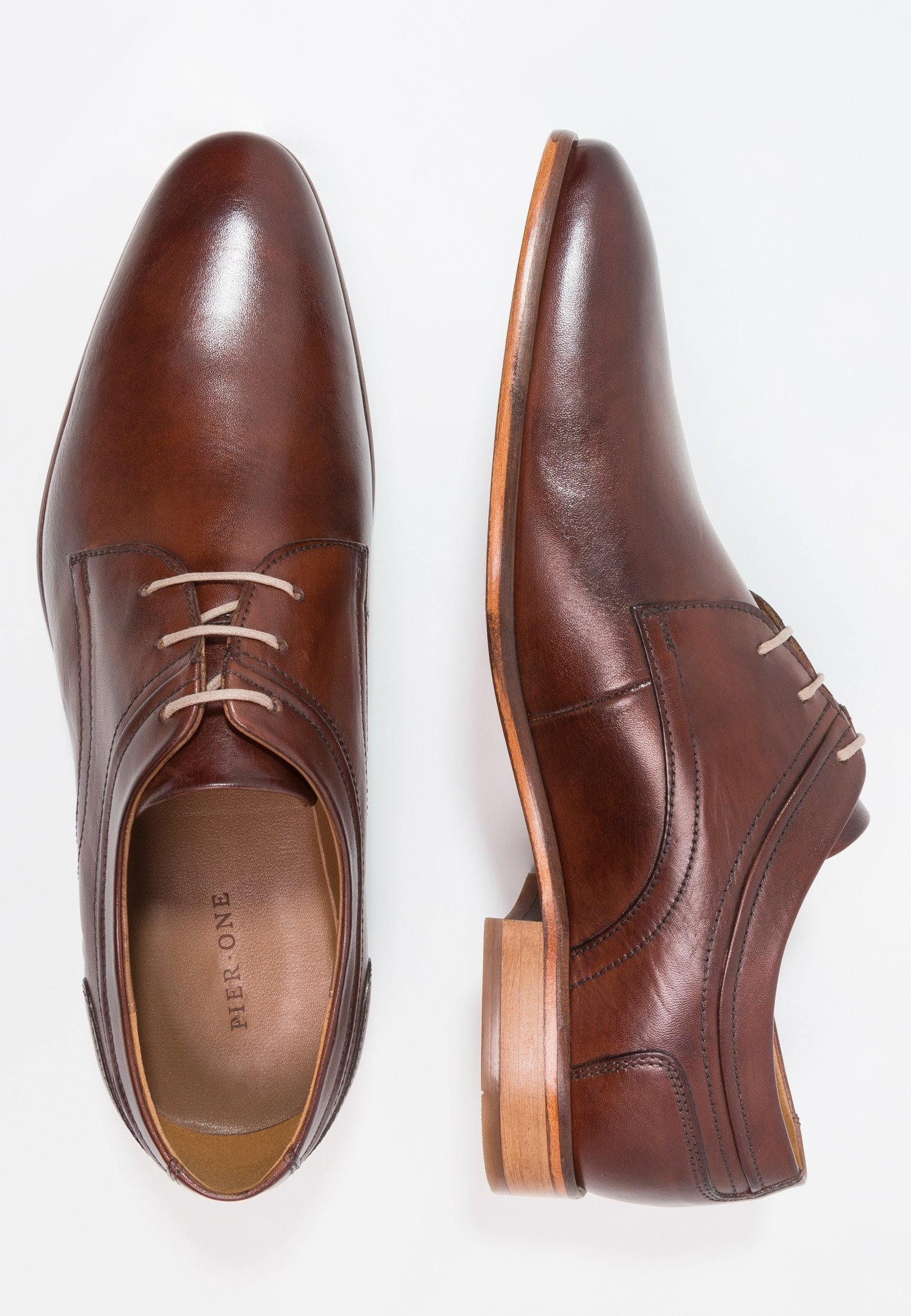 Pier One brown Smart lace-ups