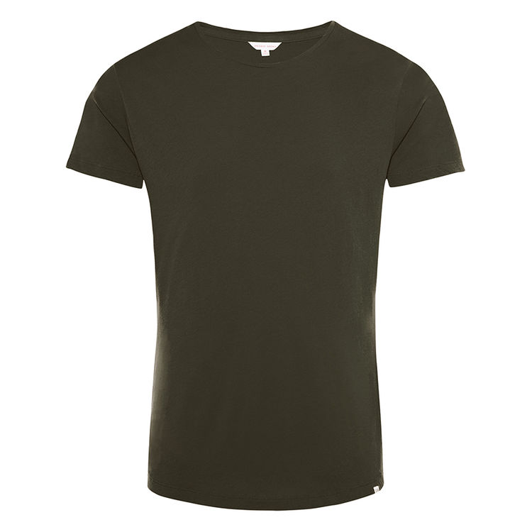 Orlebar Brown OB-T Forest Green Tailored-Fit Crew-Neck T-Shirt