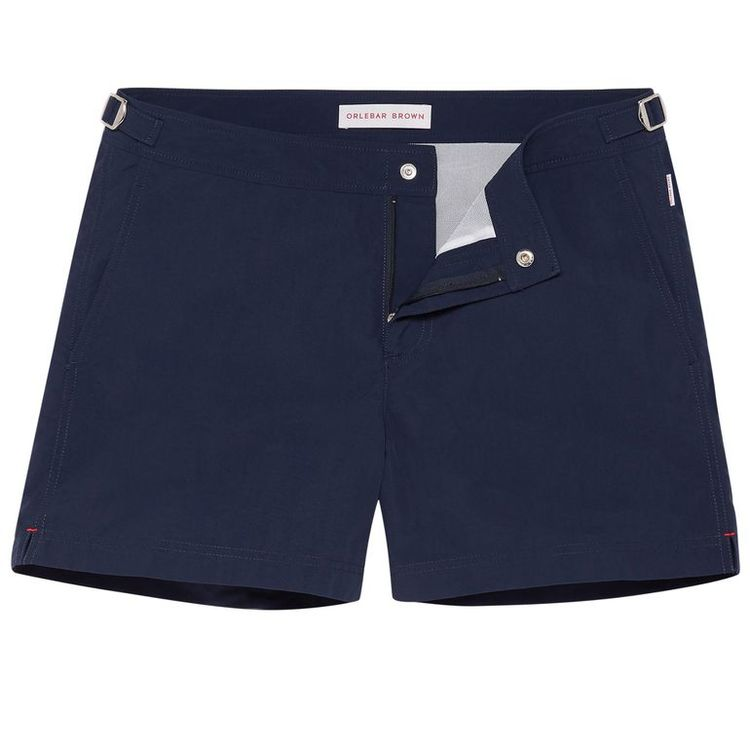 Orlebar Brown SETTER Navy Shorter-Length Swim Shorts