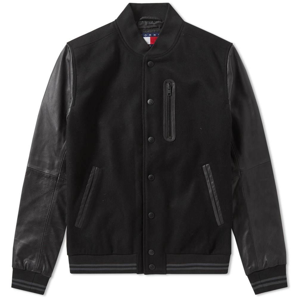 ae29a4ba2 Tommy Jeans Varsity Bomber by Tommy Jeans