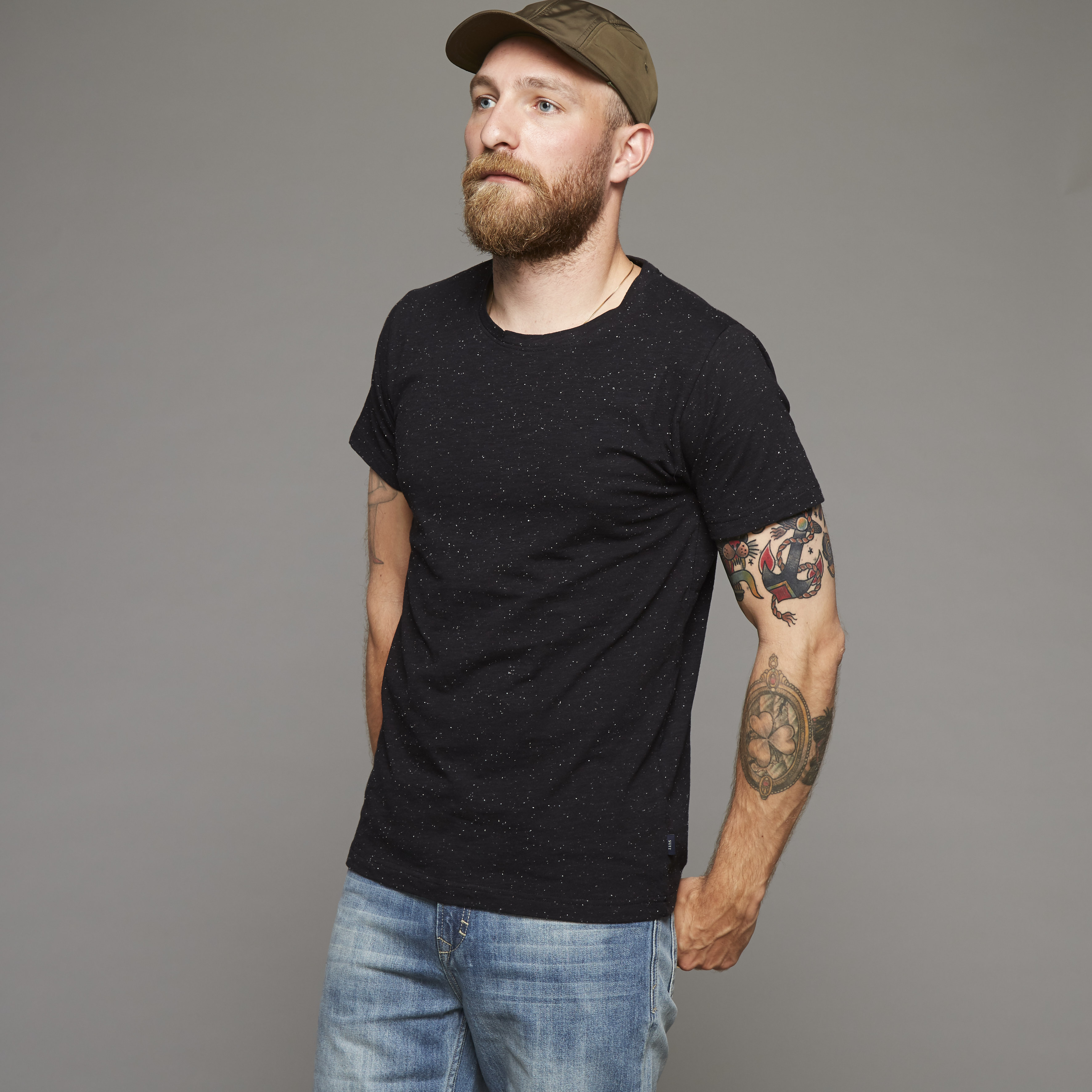 Suit Black Halifax T-shirt