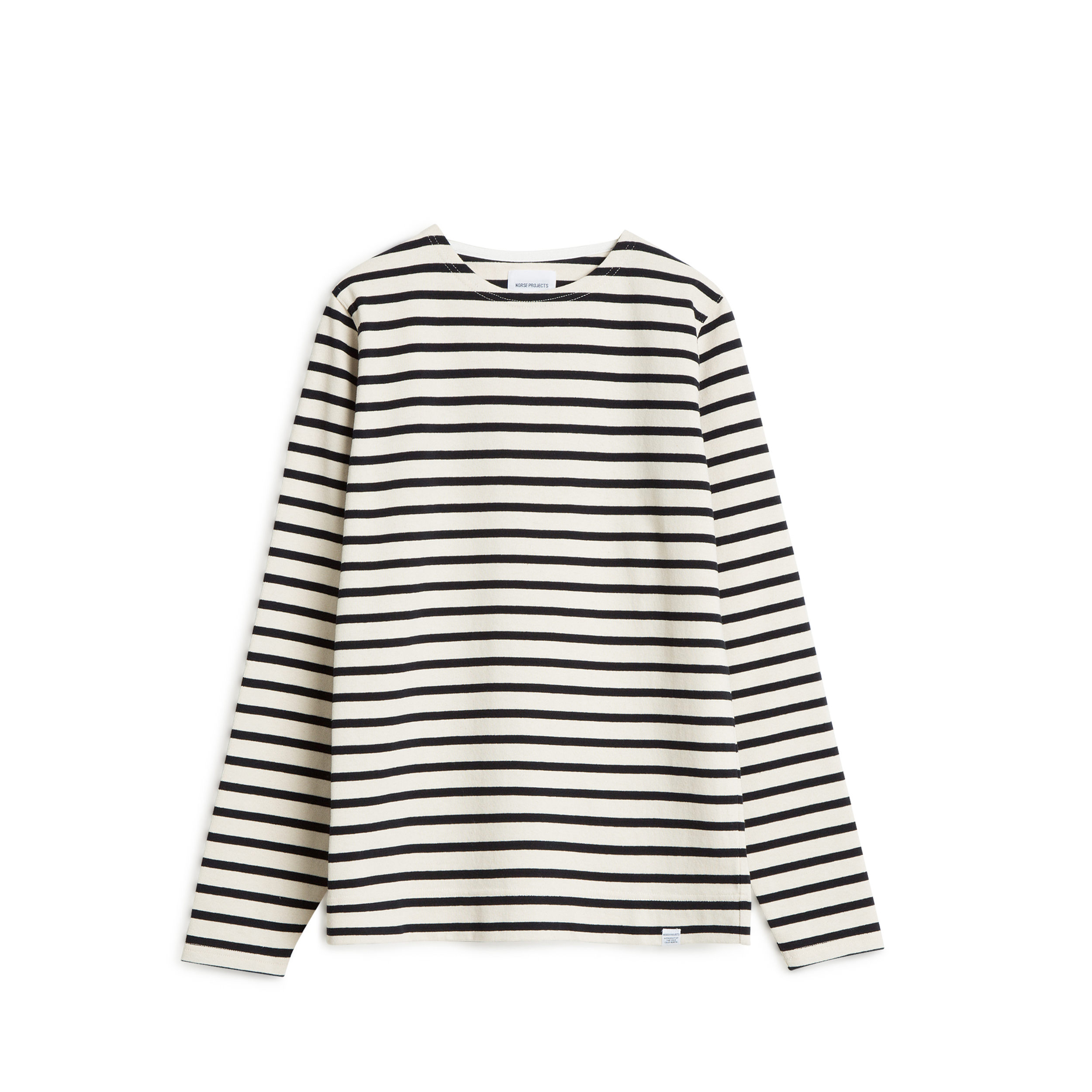 Norse Projects Godtfred Classic Compact - Ecru/Navy