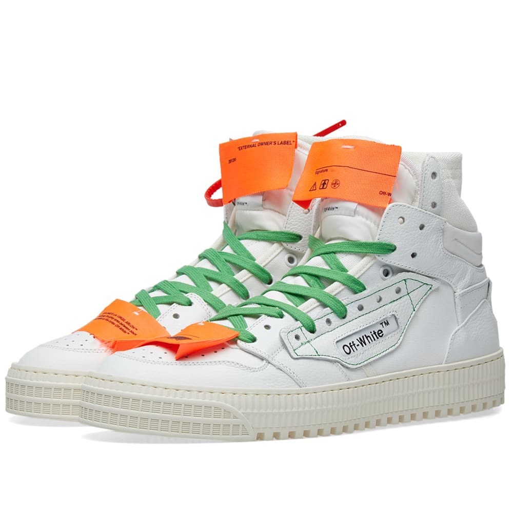 Low 3.0 Sneaker by OFF-WHITE — Thread