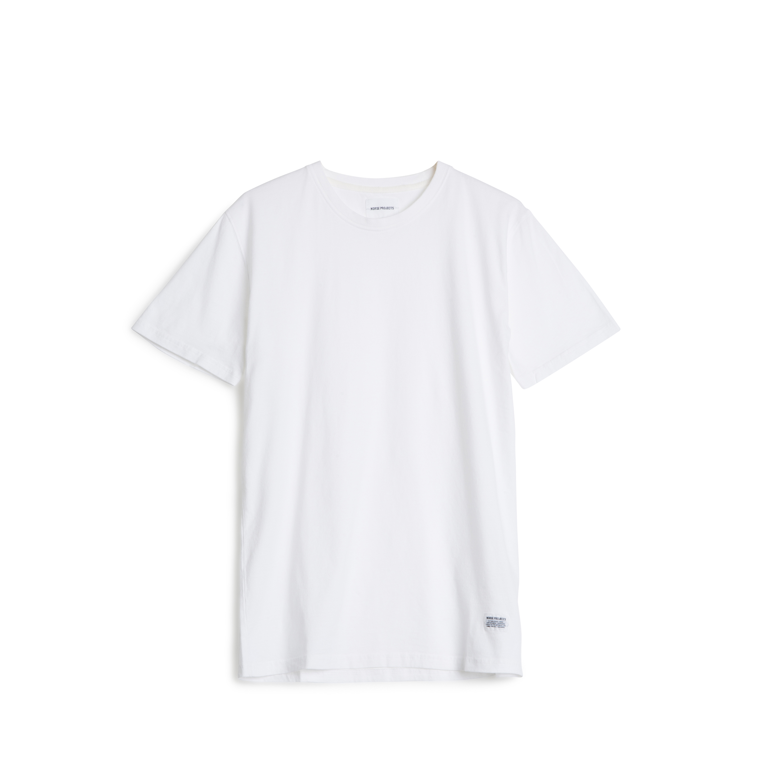 Norse Projects Niels Basic SS - White