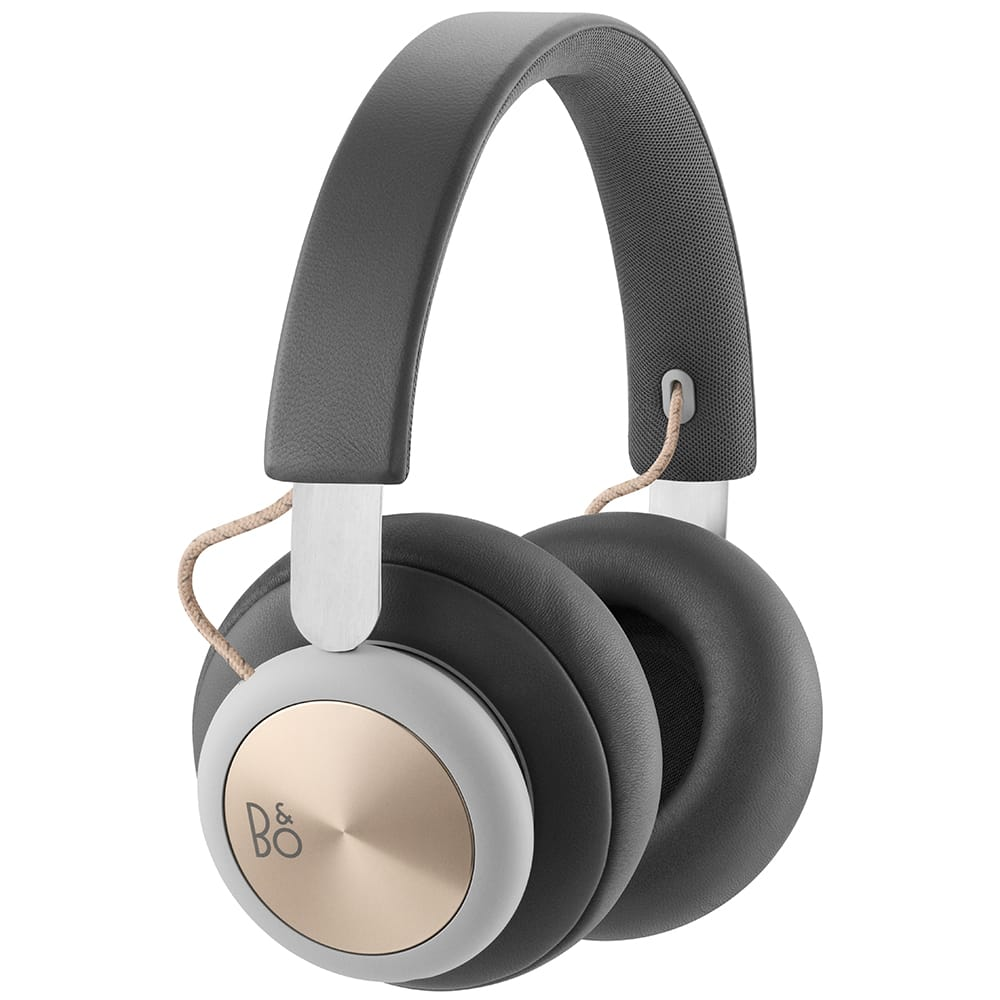 Bang & Olufsen Charcoal B&O PLAY Beoplay H4 Wireless Over Ear Headphones