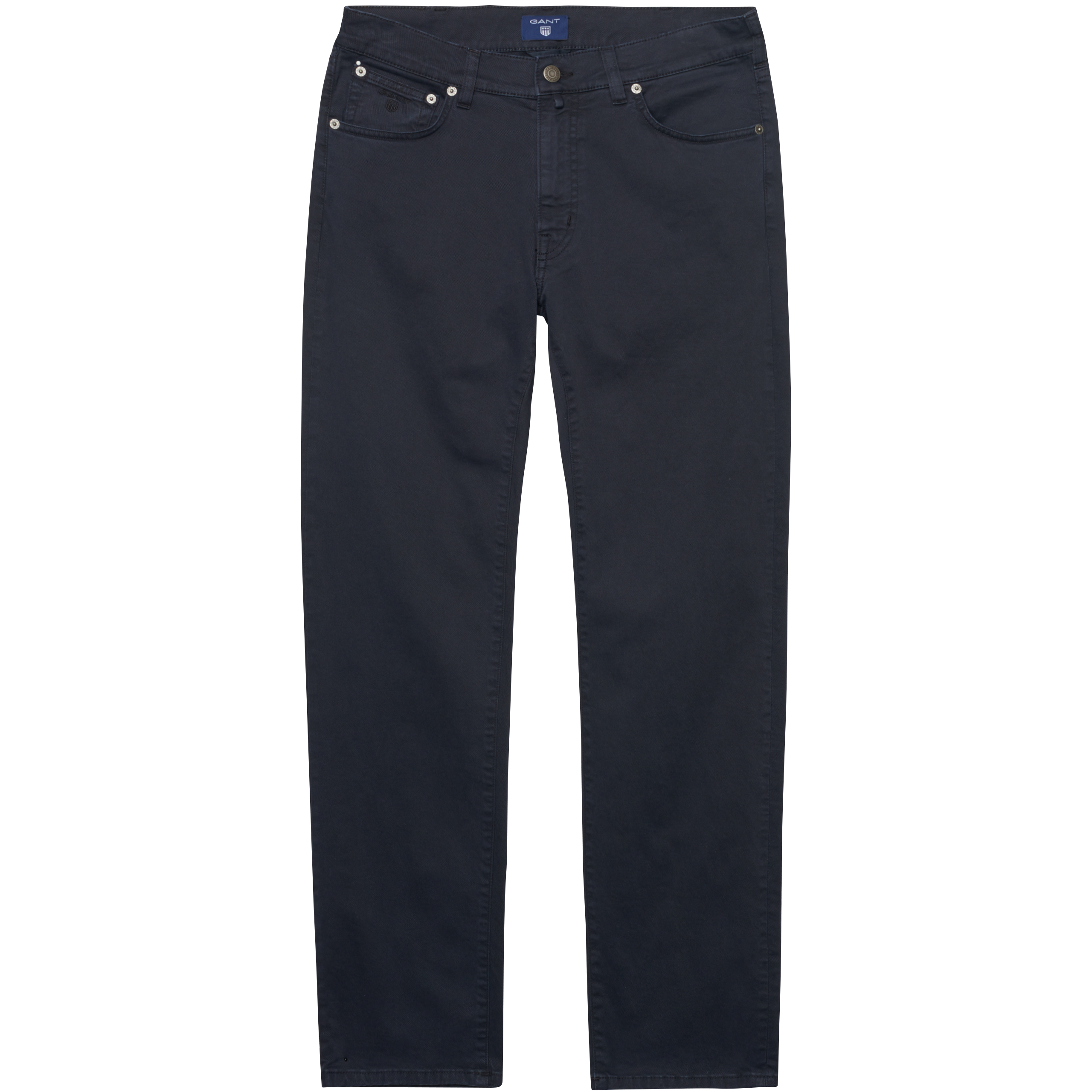 GANT Navy Regular Fit Desert Jean