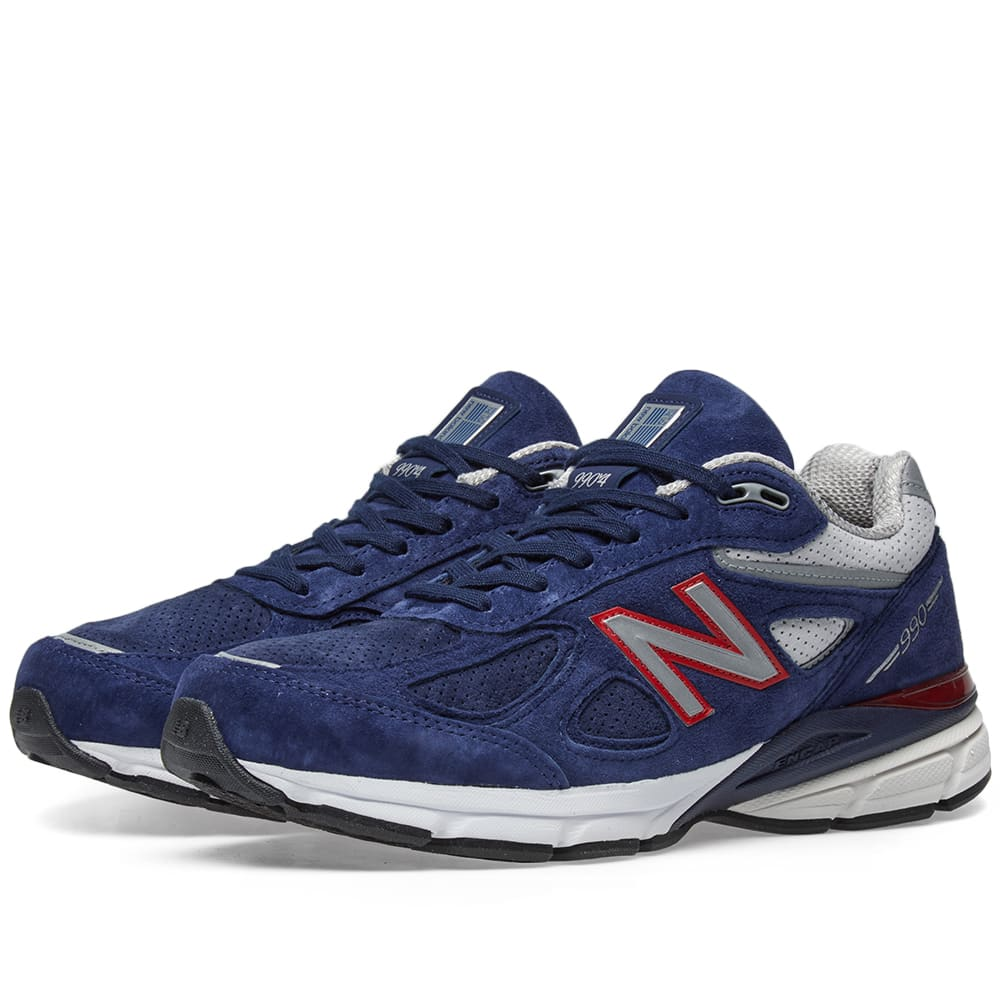 New Balance Navy M990BR4 - Made in the USA