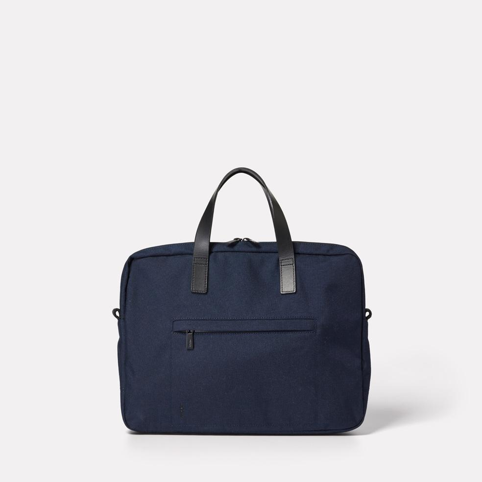 Ally Capellino Mansell Travel/Cycle Briefcase in Navy