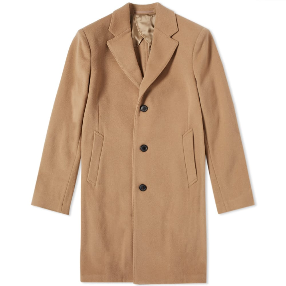 Our Legacy Camel Cash Wool Unconstructed Classic Jacket