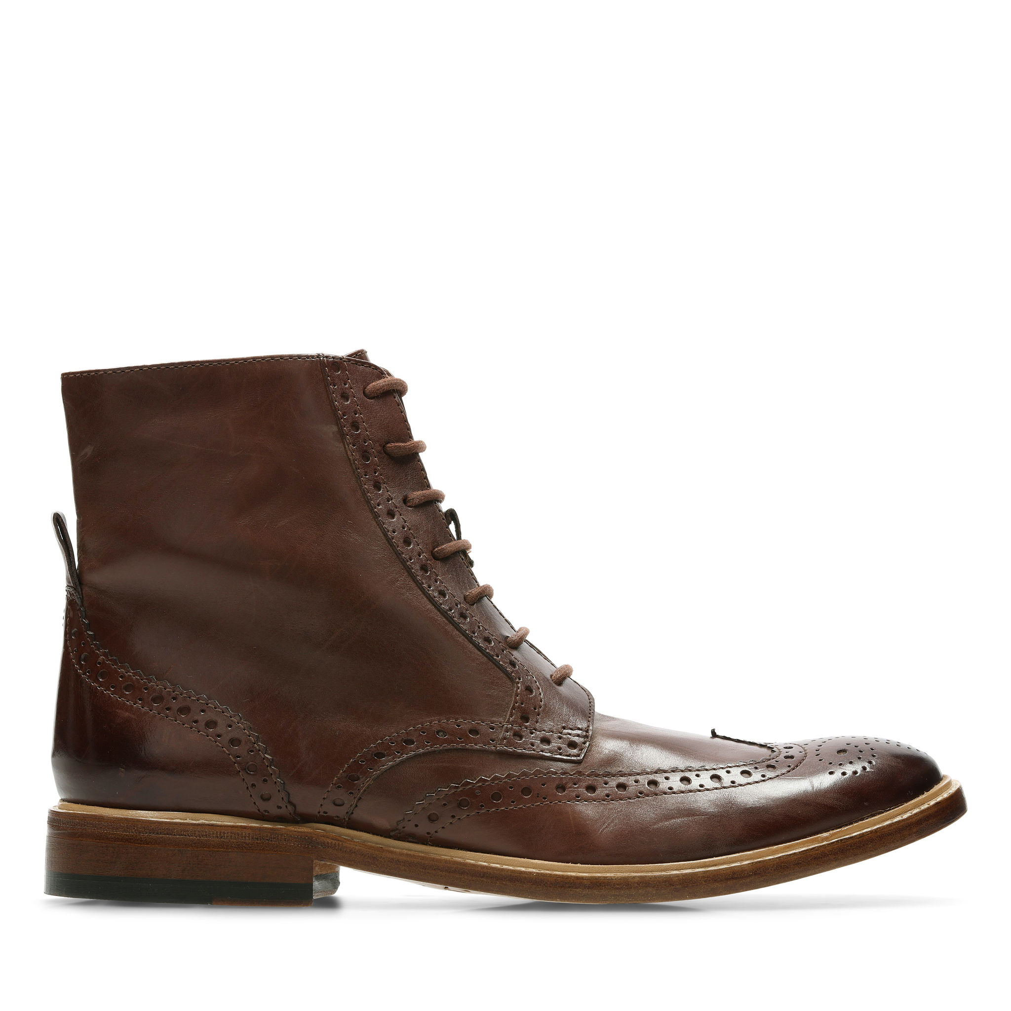 James Hi Boots by Clarks