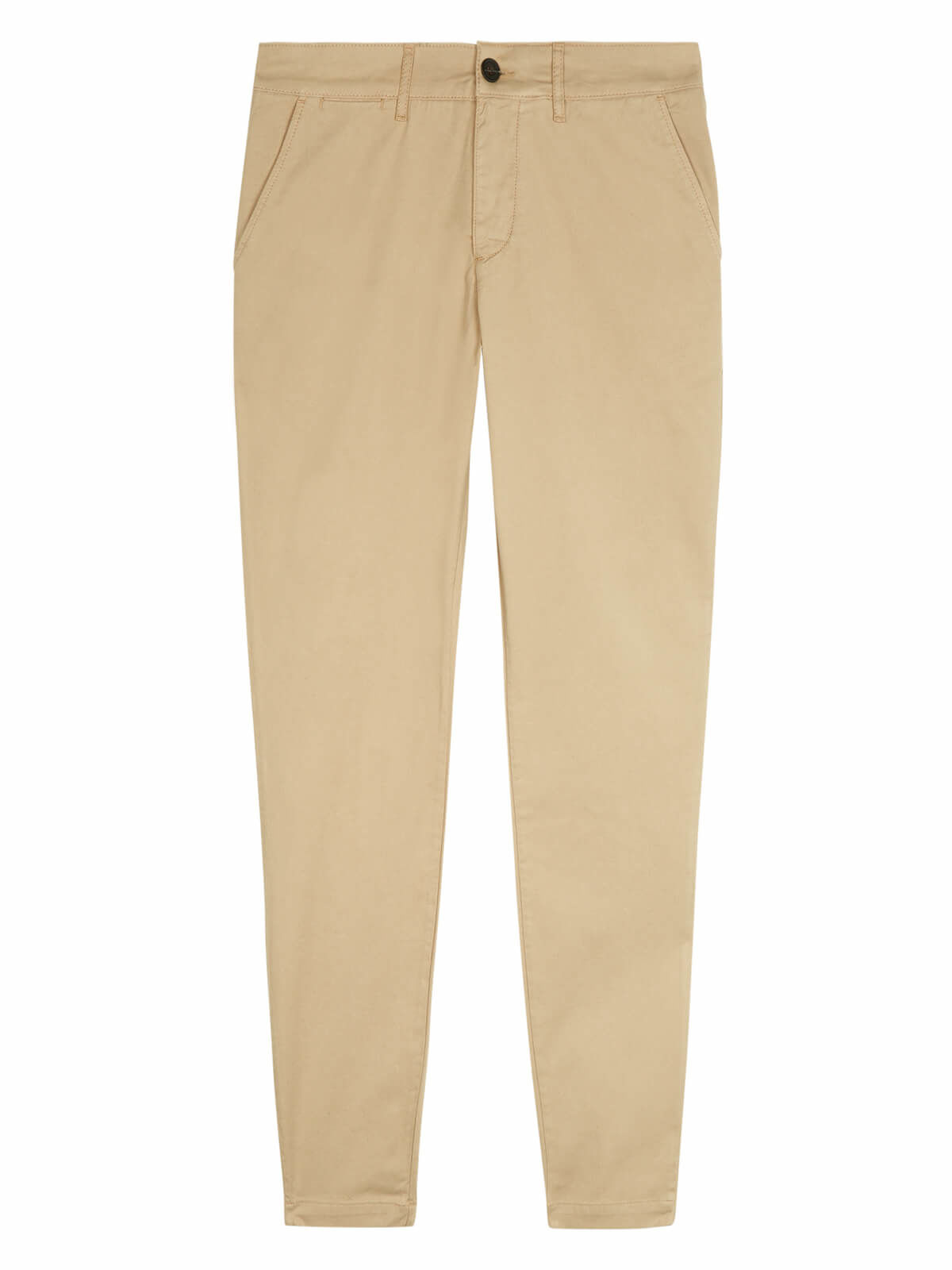 Lyle and Scott Khaki London Stretch Chino