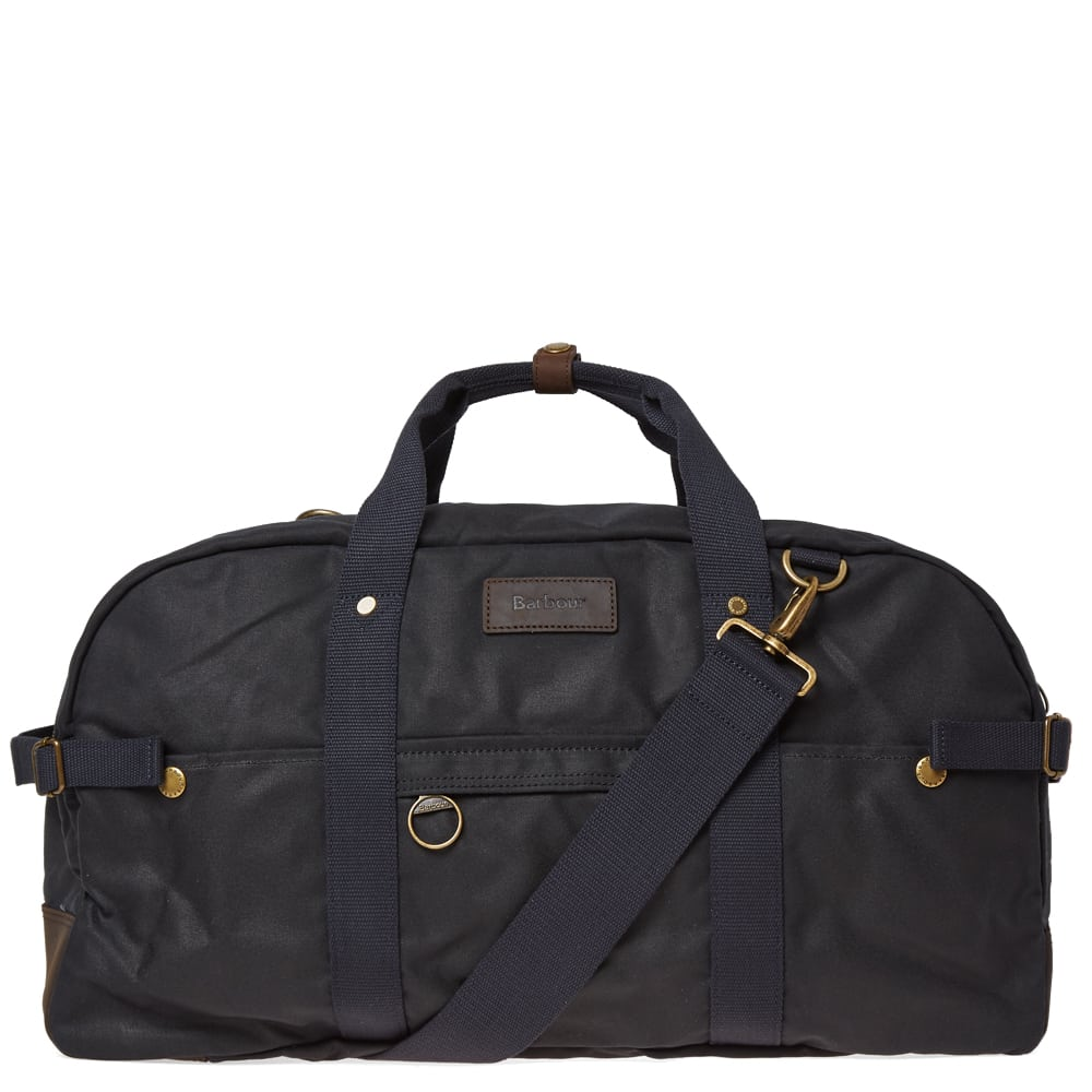 Barbour Navy Gamefair Holdall