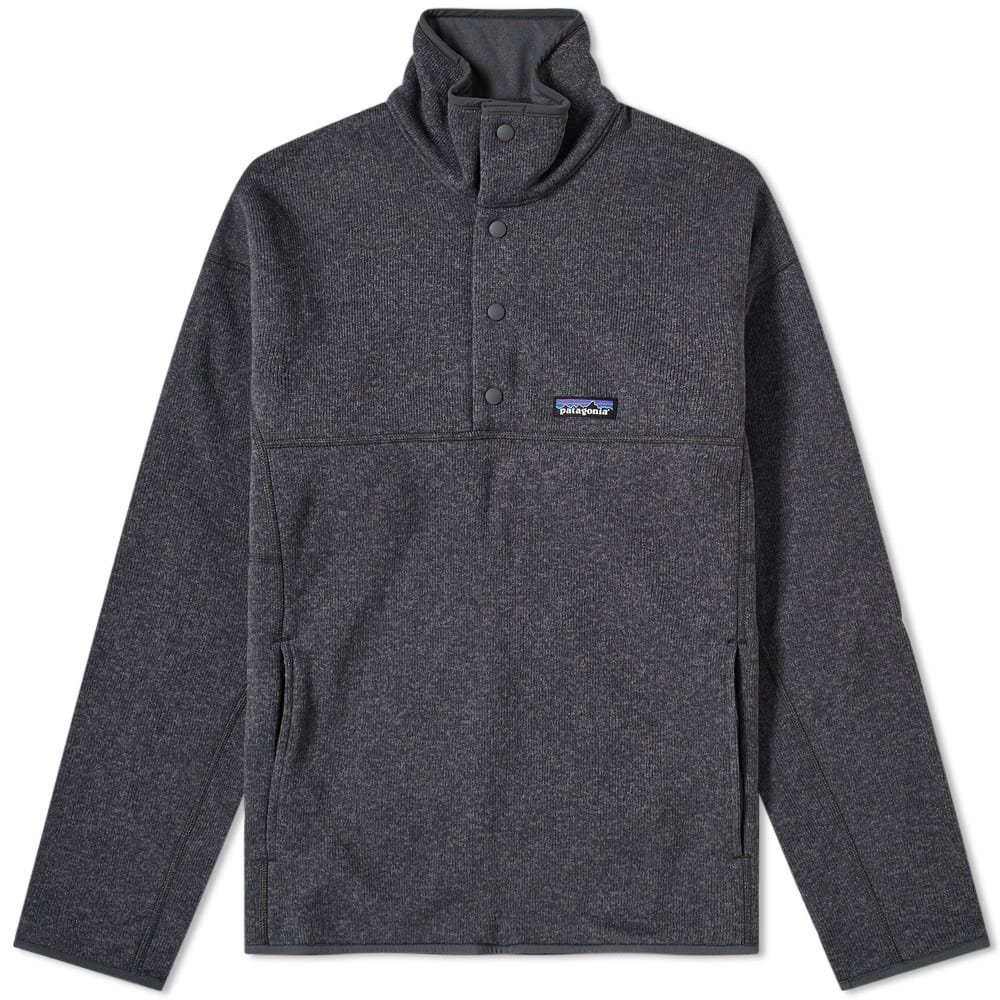 Patagonia Forge Grey Lightweight Better Sweater Marsupial Pullover
