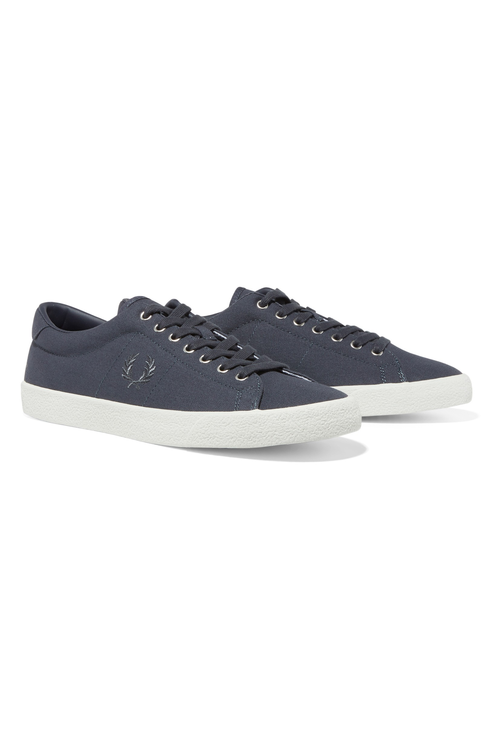 Fred Perry Graphite Underspin Canvas / Crepe
