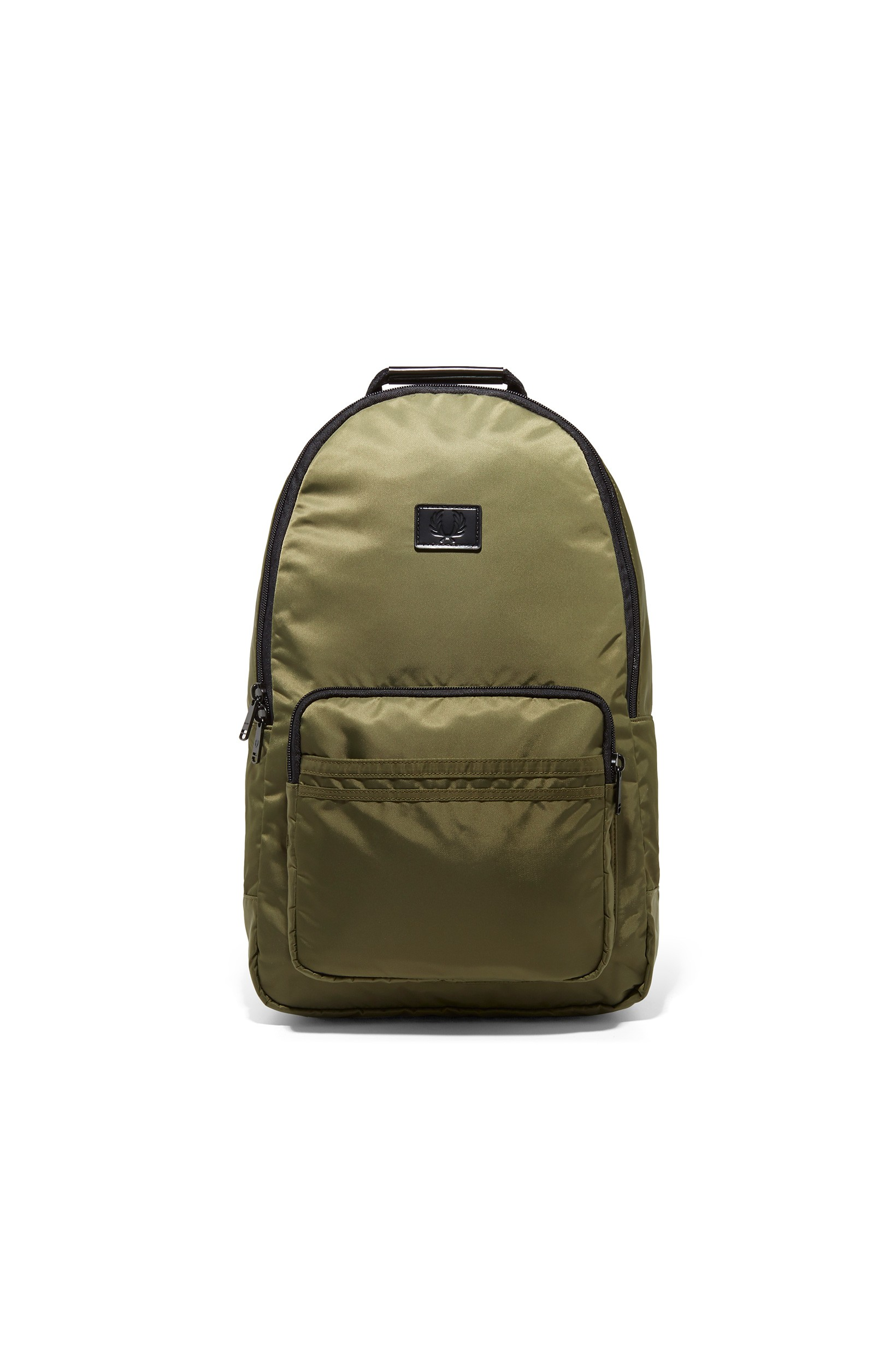 Fred Perry Olive Sports-Nylon Rucksack