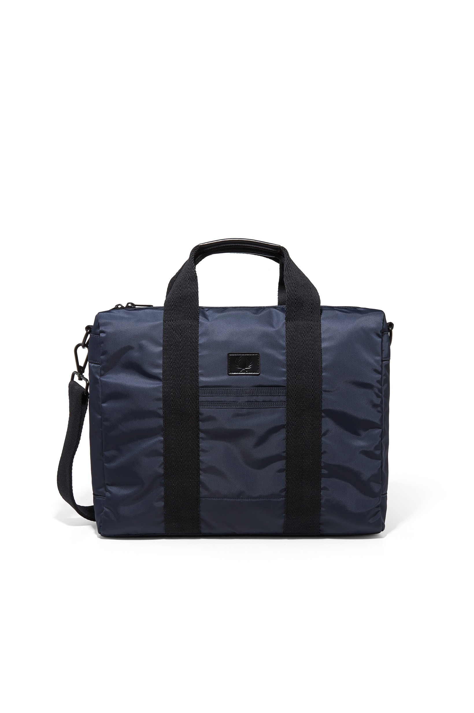 Fred Perry Navy Sports-Nylon Work Bag