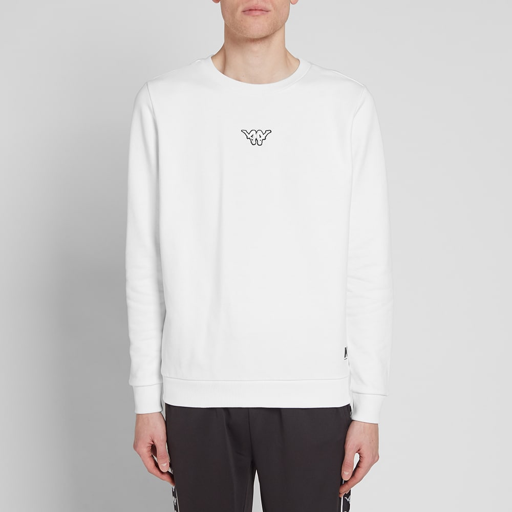 acead32fbe9f Basic Crew Sweat by Kappa Kontroll — Thread