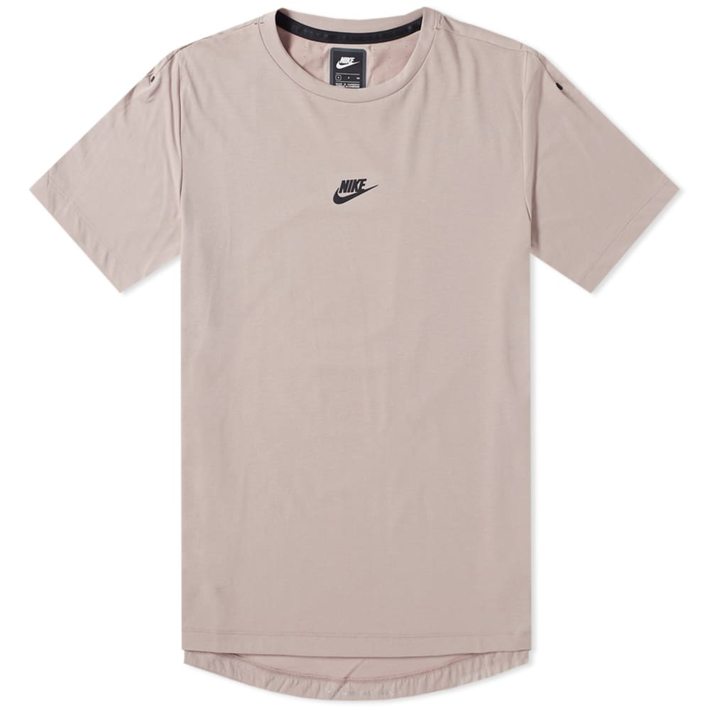 Nike Diffused Taupe & Black Tech Pack Tee