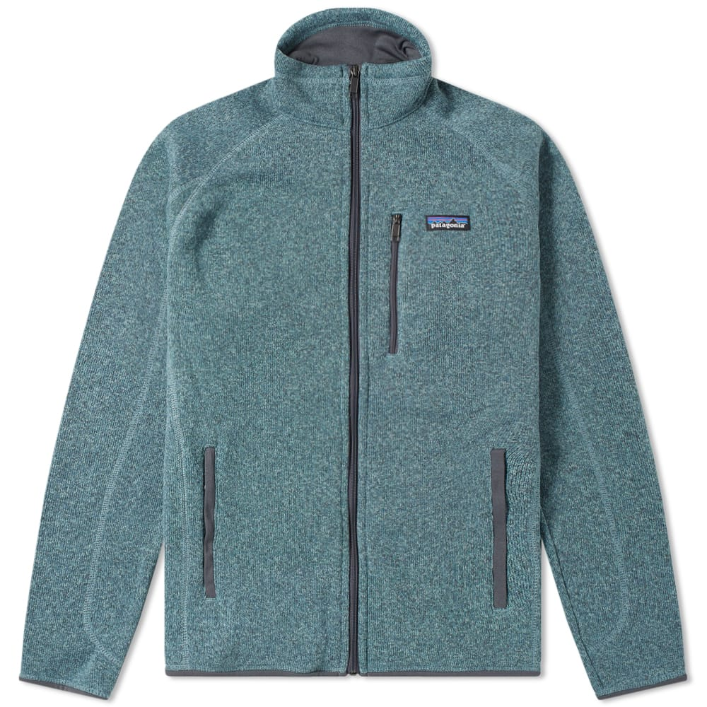 Patagonia Shadow Blue Better Sweater Jacket