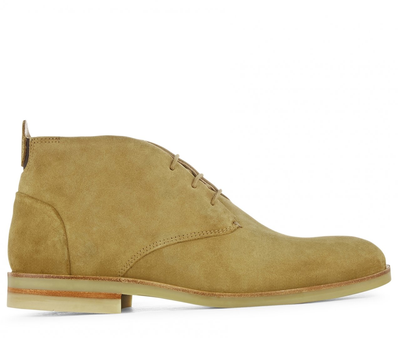 cdb2ee8a7e5 Bedlington Suede Camel Boot by Hudson Shoes — Thread