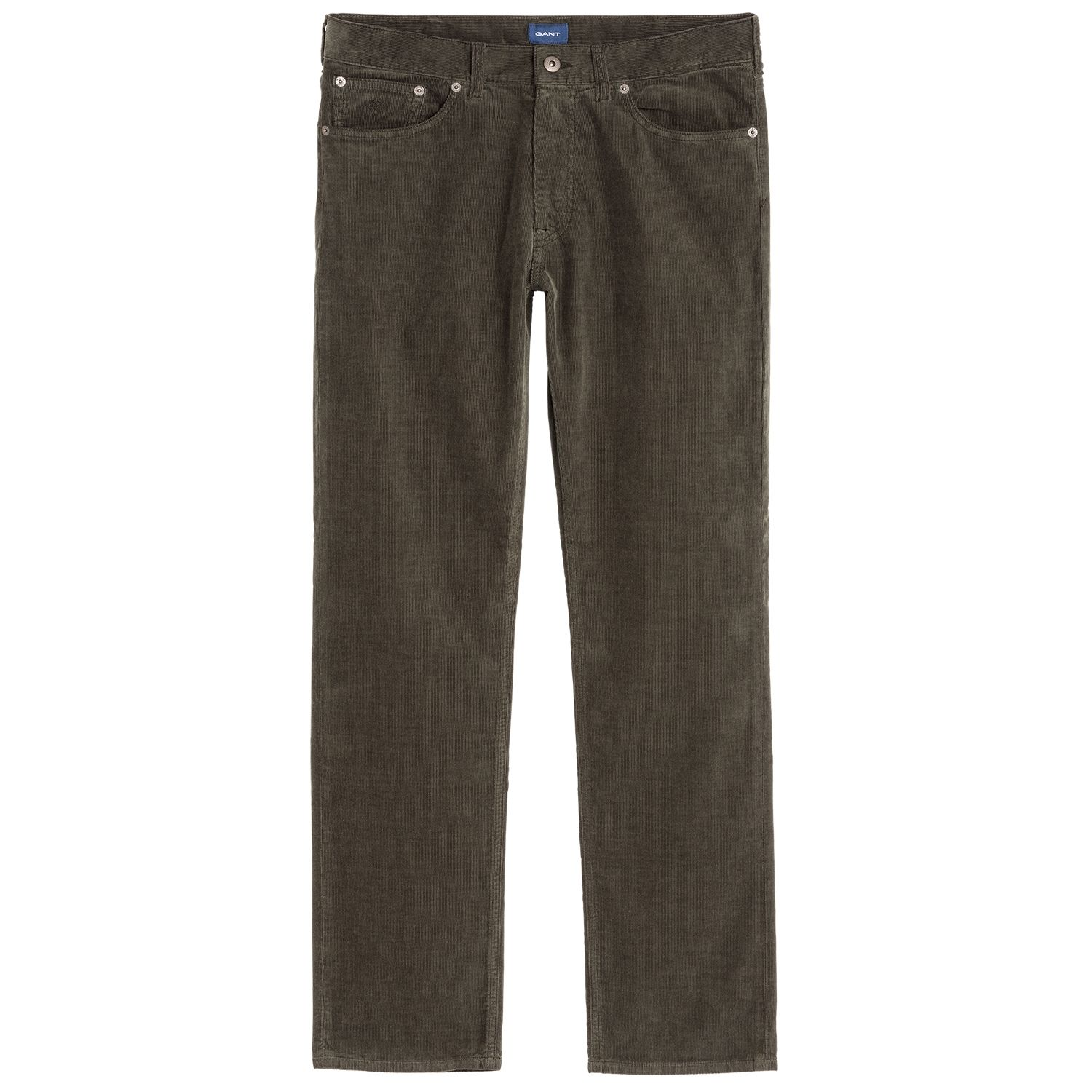 GANT Country Green Regular Cord Jeans