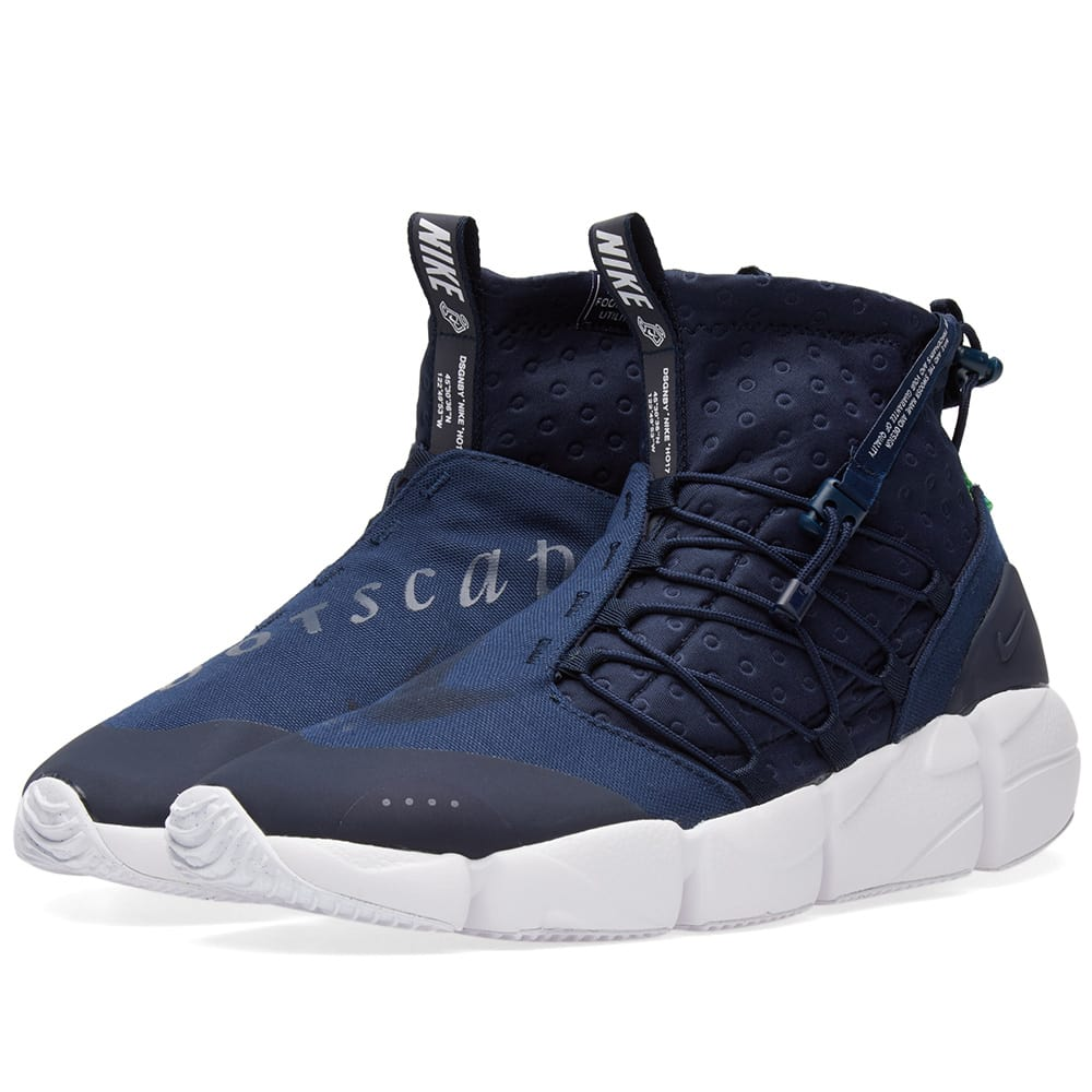 Air Footscape Utility Mid DM by Nike