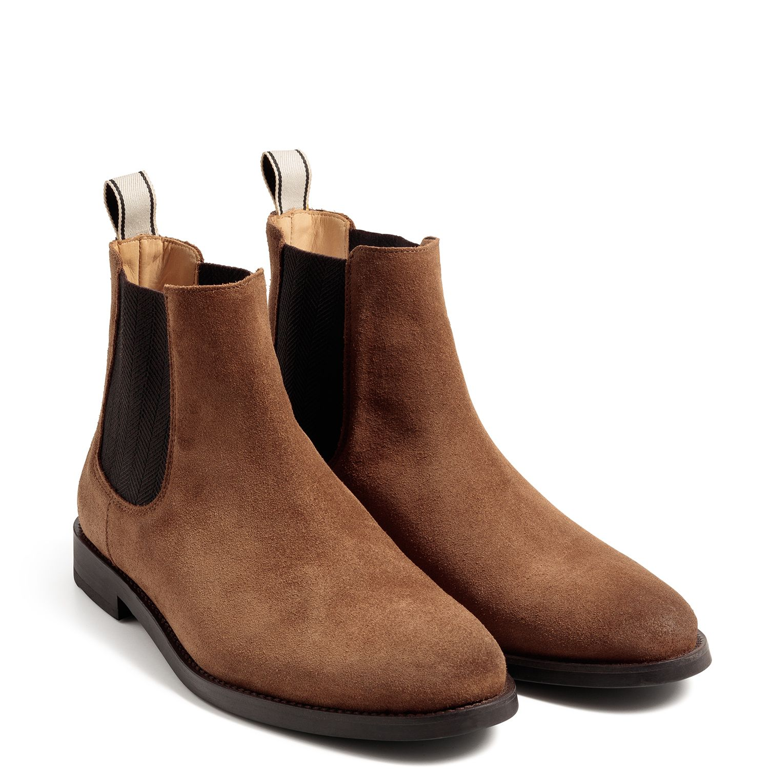 Max Suede Chelsea Boots by GANT — Thread