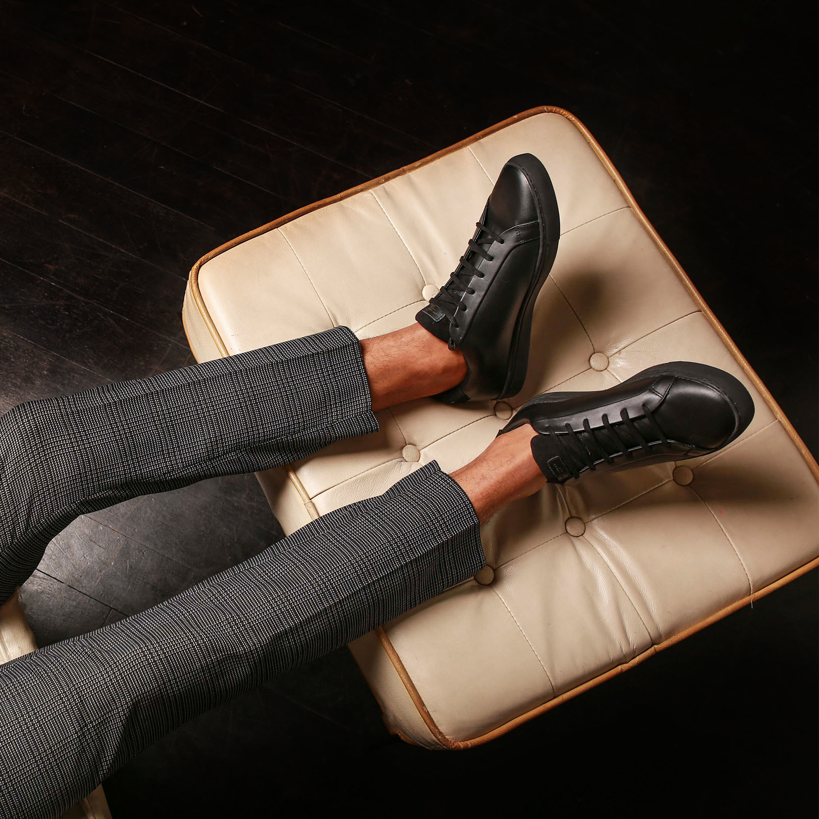 Donnie Leather Shoes by Kurt Geiger