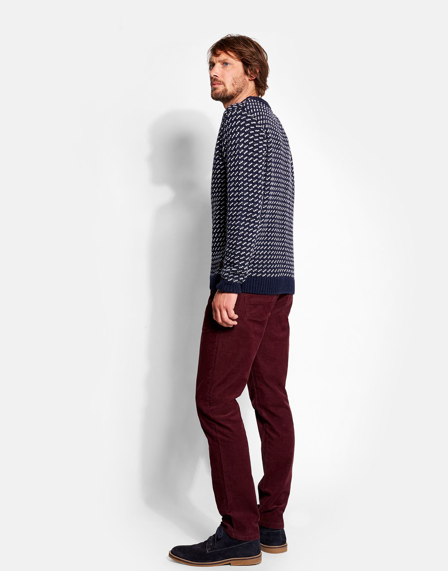 Joules DKWINE THE CORD 5 POCKET TROUSERS