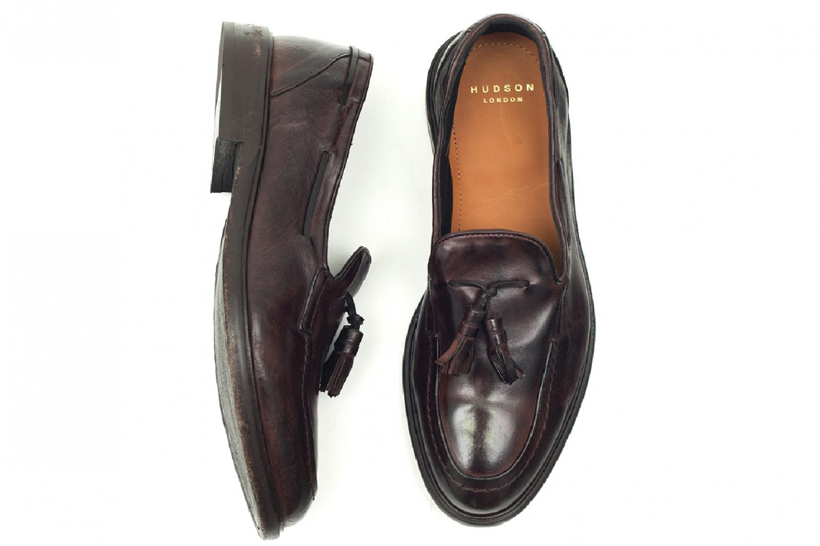 Java Brown Loafer by Hudson — Thread