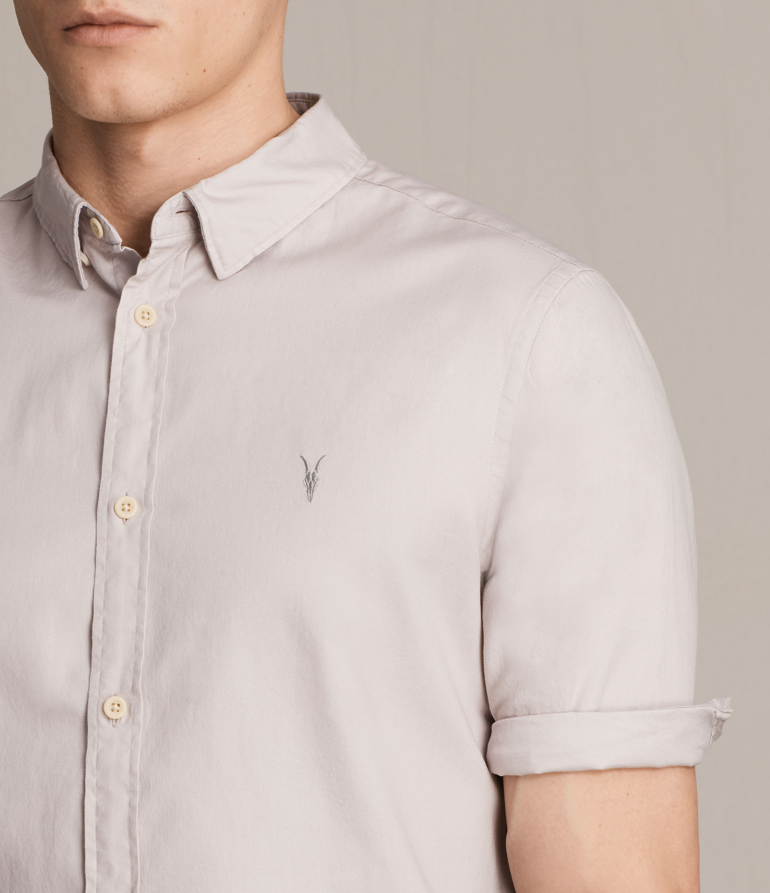 d6e9583df96a Redondo Half Sleeved Shirt by AllSaints — Thread